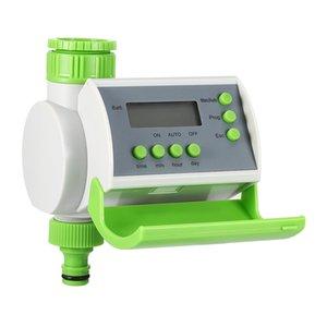 Dispositivo New Automatic Intelligent Garden eletrônico temporizador água de irrigação por aspersão Garden controlador LCD Household Rega