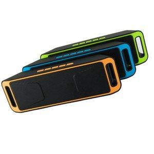 sc208 Bluetooth 4.0 портативный беспроводной динамик TF USB FM-радио двойной Bluetooth динамик бас звук сабвуфер колонки в коробке DHL бесплатно