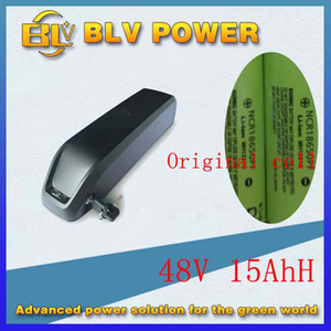48V 15AH электрический велосипед Hailong аккумулятор ebike аккумулятор для 48V 1000W Bafang Hailong с держателем стойки отправить 54.6 V зарядное устройство запаса