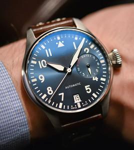 Nuovo orologio maschile moda per gli uomini di alta qualità meccanica orologi automatici da polso uomo di stile Sport 039