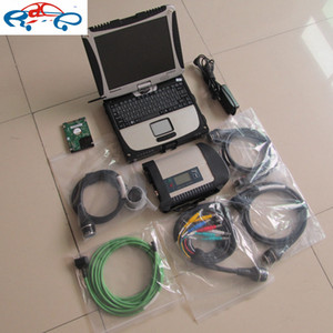 top quality mb star c4 sd connect 4 with hdd 2020.09v xenntry d-as  d-ts  Vediam-0 in laptop cf-19 for Panasonic CF19