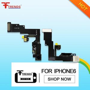 "para iPhone 6 Cámara frontal de frente Sensor de luz de proximidad Flex Ribbon Cable 4.7 ""Alta calidad Original 100% probado Dropshipping"