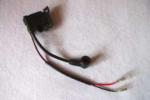 La bobina de encendido se ajusta a Robin EH035 33.5CC 1.8HP 4 tiempos de envío libre Strimmer cortador de cepillo encendedor conjunto estator magneto piezas