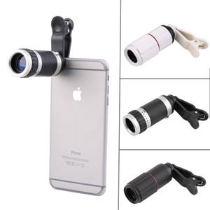 niversal 8-18x Zoom Optical Mobile Phone Telescope Telephoto Camera Len+Clip Promotion