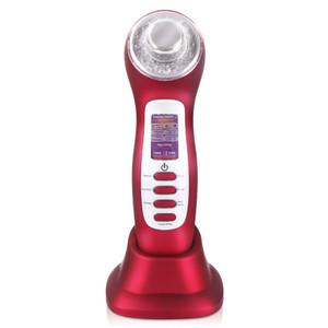 (1 개) LED 광자 영양 플러스 갈바닉 이온 Biowave 치료 초음파 피부 리프팅 및 회춘 아름다움 기계에서 뜨거운 판매 2 색 (7)