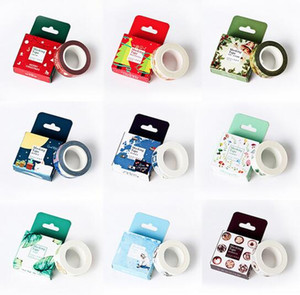 Size 15mm*10m DIY Vintage floral Cat paper washi tapes decorative Adhesive Tape masking tape  Stickers School Supplies