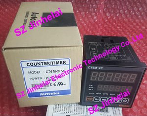 CT6M-2P2(CT6-2Р) новые и оригинальные Autonics для счетчика /таймера 24В перем. тока(50/60Гц) 24-48В