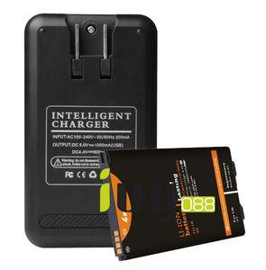 Cargador de viaje de pared USB 10pcs / lot Cargador de batería BL-42D1F + Enchufe de UE / Reino Unido / AU para LG G5 H850 H840 VS987 H820 LS992 H830 US992 F700L F700S