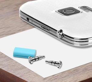 Presa rapida per auricolari da 3,5 mm per auricolari Tasto rapido rapido Klick per cellulare Android