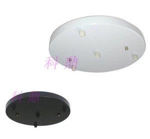 Diy столовая подвесной светильник потолочный диск освещение лампы комплект круг 3 чашки полный бассейн