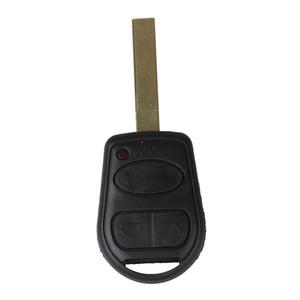 Garanti 100% 3 Boutons De Voiture De Rechange Sans Clé À Distance FOB Clé Shell Case Clé Pour Range Rover L322 HSE Vogue Livraison Gratuite