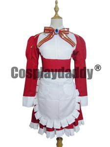 소드 아트 온라인 코스프레 Lisbeth Rika Shinozaki Red Costume H008