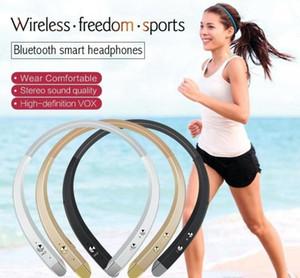 2017 Nuovo HBS 913 Cuffie Bluetooth stereo senza fili HBS913 cuffie per Samsung NOTA 7 S7 iPhone 7 Sport auricolari stereo senza fili