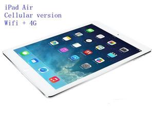 Recuperado iPad Air Cellular versão de 16GB 32GB 64GB Wi-Fi + 4G 100% Original iPad 5 Tablet PC 9.7inch Retina Display remodelado Tablet