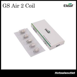 Atomizzatore GS Eleaf GS testa in puro cotone testa 0.75ohm sostituzione bobina adatta Atomizzatore GS Air / Atomizzatore GS Air 2