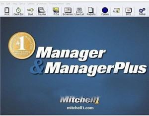 Nouveau Mitchell Manager Plus 5.9 avec 2,39 Go mitchell manager + auto repair diagnostiquer les données livraison gratuite