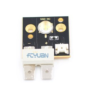CST90 60w plus lumineux a mené la source de lumière principale mobile 6500k 3000 lumens a mené la lumière principale mobile de faisceau 60w SSD-90
