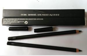무료 배송 2018 NEW Eyeliner Pencil Eye Kohl Black 'With Box (100PCS / LOT)