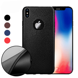 Full Protective Case for iPhone X iPhone 6 7 8 8plus Soft TPU Slim Back Cover for Apple iPhone X Case