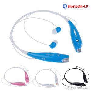 HV-800 HV 800 스포츠 넥 밴드 헤드셋 이어폰 무선 헤드폰 이어폰 헤드셋 iphone5 5S S4 iphone 6 용 블루투스 스테레오 이어폰