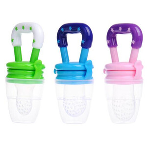 Nipple Fresh Food Silicone Fruit Pacifier Jus De Fruits De Bébé Nourrir Sucette Drôle Bébé Jouet De Dentition Bébé Fresh Food Feeder