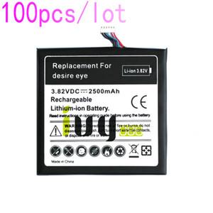 100 шт. / лот 2500 мАч B0pfh100 замена батареи для HTC desire eye M910x M910n батареи Batteria Batterij Batterie