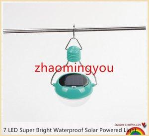 7 الصمام السوبر مشرق للماء بالطاقة الشمسية ضوء استشعار في حديقة فناء مسار شجرة جبل مزراب سياج الأمن مصباح ضوء