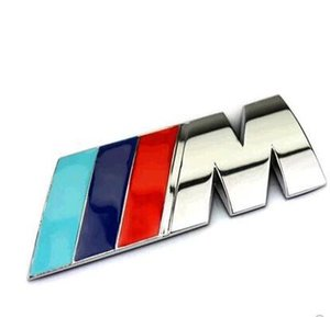3d metal Chrome Car Logo 3D Metal AMG Badge Sticker For Mercedes Ben Trunk Rear Decal SL SLK Class CLK