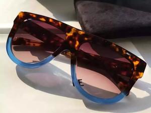 Neue Sonnenbrille CL41026 Gafas de Sol Sonnenbrille Wege Ellipse Box Sonnenbrille Männer und Frauen Sonnenbrille Farbe Film Oculos Marke