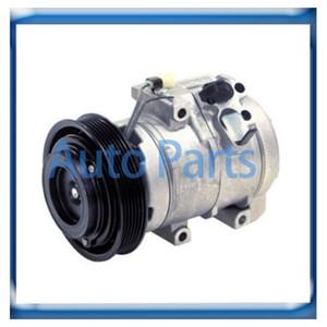 Mazda MPV V6 için 10S17C AC Kompresör 3.0L 447220-3492 471-0385 LC70-61-450A 447220-3493