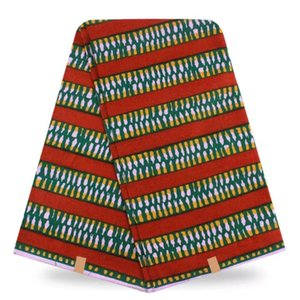 Livraison gratuite ! meilleure qualité véritable cire hollandaise véritable cire hollandaise, tissu imprimé africain 100% coton Nigeria cire GYHW012