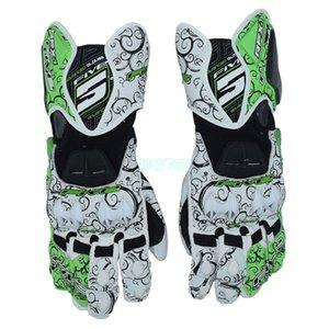 CINCO RFX1 guantes tribales Moto GP moto guantes de protección guantes de cuero auspiciosas nubes de carreras de 4 colores