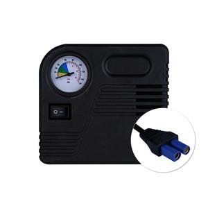 Auto Car Emergency Starting Power EC5 Interface Inflator Durável Compressor de Ar Auto Bomba de Pneus