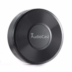 Livraison gratuite Original Audiocast M5 iEast Airplay DLAN WIFI Lecteur Muisc Musique sans fil Amplificateur Streamer Récepteur audio prend en chargeIOS Android