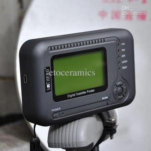 Venta al por mayor Lots10 Sathero Satélite Digital Buscador de medidor medidor de satélites del buscador SH-200 + con DVB S, DVB-S2, MPEG-4 CBS y ABS-S Shippin