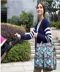 Fashion Multifunctional Mummy Bag Large Capacity One Shoulder Mother Package Maternal And Infant Go Out Package