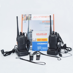 BF-888S 400-470MHz 5W 16CH Portable Two-way Radio Walkie Talkie Interphone with 1500MAH Battery 888S free shipping