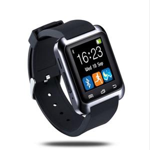 Nouveau U80 Smart Watch 2016 smart home Android SmartWatch Numérique Sport Poignet U10 SmartWatch Paire Pour iOS Android Téléphone U8 DZ09 U80 Smartwatch