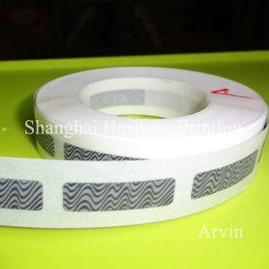 4 * 16 mm boyutunda etiket etiketini kazıyın