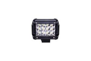 Atacado 18 W LED Trabalho Luz Bar Lâmpada para Motocicleta Trator Barco Off Road 4WD 4x4 Caminhão SUV ATV Spot 12 V 24 V
