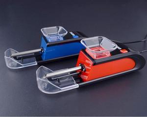 새로운 전기 담배 담배 압연 롤러 인젝터 기계 자동 주입기 DIY 메이커 담배 기계를 만드는 도구 액세서리