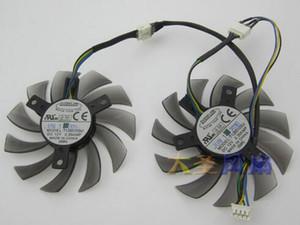 T128010SU 12V 0.35A gráficos 4 line card fan