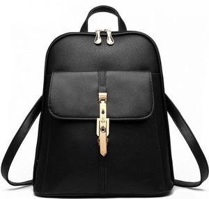 무료 배송 여성 배낭 학생 패션 레저 여성 어깨 가방 여성 가방 핸드백 클러치 체인 shouder 가방