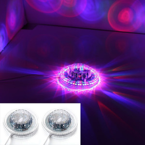 8W 48 LED RGB Stage Light Bar Party Disco Bar DJ Effetto della luce Auto / Voice-activated Crystal Rotating Magic Ball Luci del palcoscenico colorato