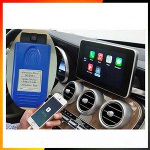Menor preço em itens de estoque Apple CarPlay e Android Auto ferramenta de ativação para Mercedes B-enz NTG5 S1