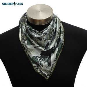 8 Patterns Tactical Multi-functional Camouflage Neckerchief Balaclava Scarf Half Face Mask For Airsoft Outdoor Hunting Wargame order<$18no t