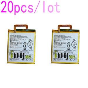 20pcs / lot originale 3550mAh HB416683ECW batteria di ricambio per Huawei Ascend Google Nexus 6P H1511 H1512 Batterie Batteria batteria