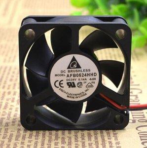 Дельта 5 см 50*50*20 AFB0524HHD 24V 0.14 a 2-проводной инверторный вентилятор охлаждения