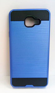 100 pcs / lot Armor Double Couche Hybrid Hard Phone Case Pour Samsung Galaxy A8 A7 A5 A710 A510 A310 J210 G530