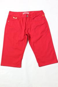 Novo Robin Jeans Shorts Men Designer Famosa Marca Robins Jean Shorts Jeans Robin Shorts para Homens Plus Size 30-42